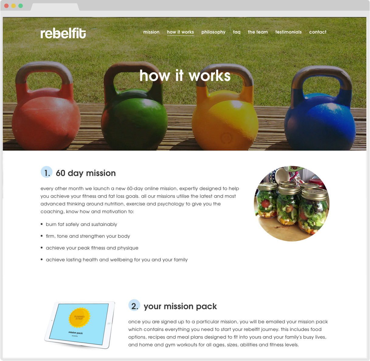 Rebelfit How It Works